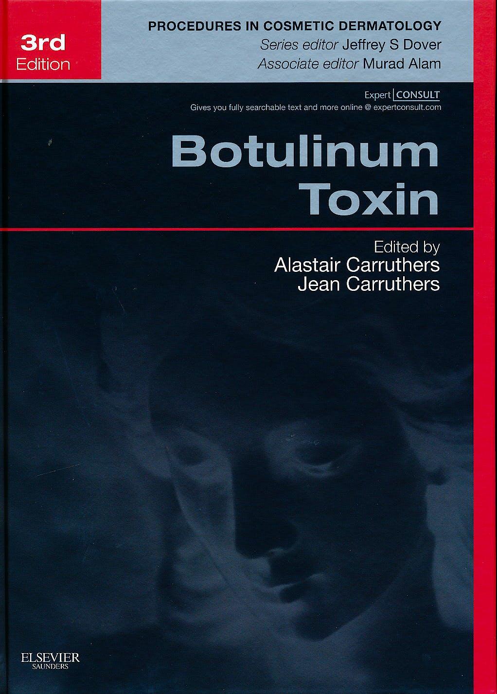 Portada del libro 9781455727810 Botulinum Toxin (Procedures in Cosmetic Dermatology)