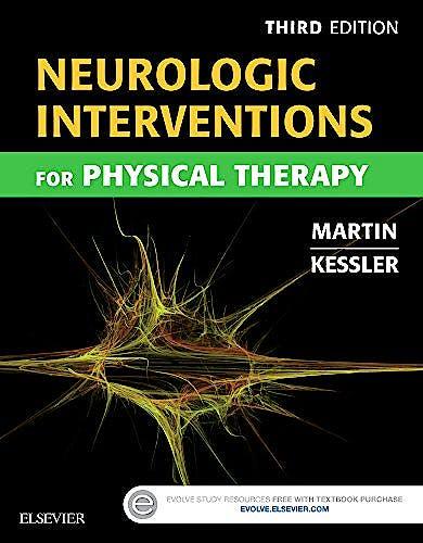 Portada del libro 9781455740208 Neurologic Interventions for Physical Therapy