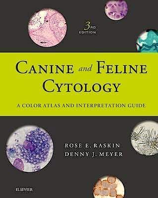 Portada del libro 9781455740833 Canine and Feline Cytology. A Color Atlas and Interpretation Guide