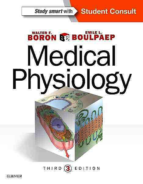 Portada del libro 9781455743773 Medical Physiology + Online Access