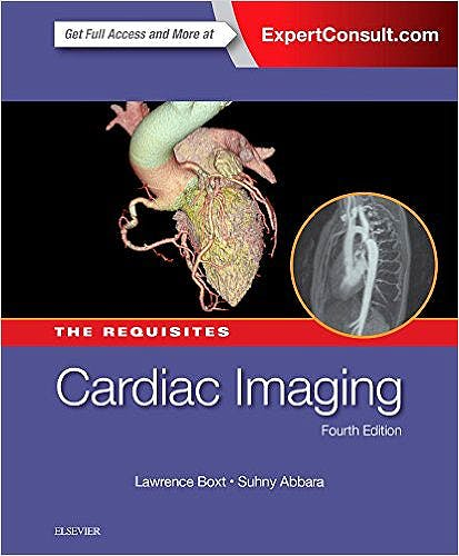 Portada del libro 9781455748655 Cardiac Imaging: The Requisites