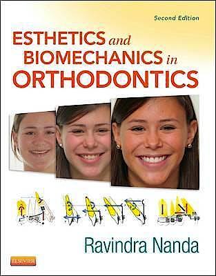 Portada del libro 9781455750856 Esthetics and Biomechanics in Orthodontics
