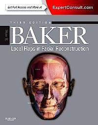 Portada del libro 9781455753161 Local Flaps in Facial Reconstruction (Online and Print)