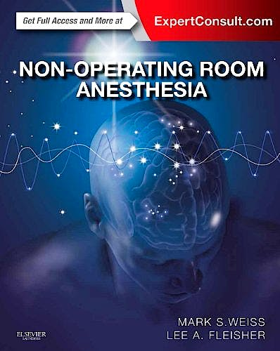 Portada del libro 9781455754151 Non-Operating Room Anesthesia