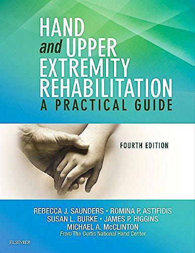 Portada del libro 9781455756476 Hand and Upper Extremity Rehabilitation