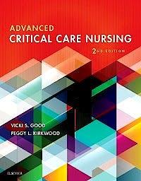 Portada del libro 9781455758753 Advanced Critical Care Nursing