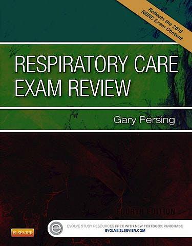 Portada del libro 9781455759033 Respiratory Care Exam Review