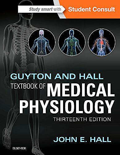 Portada del libro 9781455770052 Guyton and Hall Textbook of Medical Physiology + Online Access