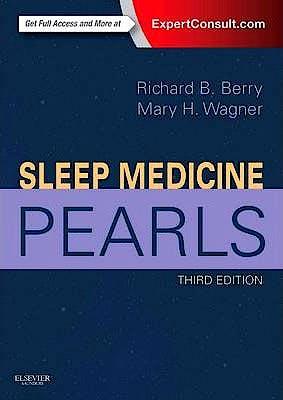 Portada del libro 9781455770519 Sleep Medicine Pearls