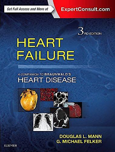 Portada del libro 9781455772377 Heart Failure. a Companion to Braunwald's Heart Disease