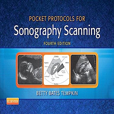Portada del libro 9781455773220 Pocket Protocols for Sonography Scanning