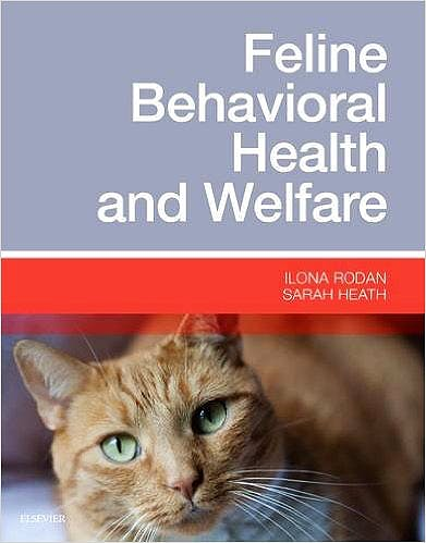 Portada del libro 9781455774012 Feline Behavioral Health and Welfare