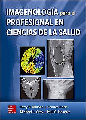 Portada del libro 9781456261276 Imagenología para el Profesional en Ciencias de la Salud