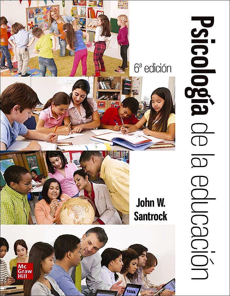 Portada del libro 9781456272227 Psicología de la Educación