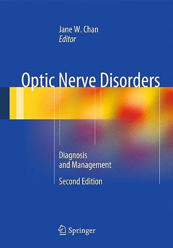 Portada del libro 9781461406907 Optic Nerve Disorders. Diagnosis and Management
