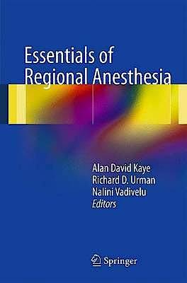 Portada del libro 9781461410126 Essentials of Regional Anesthesia