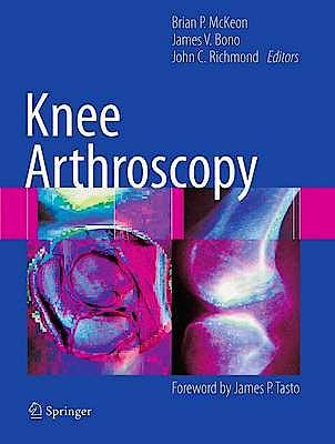 Portada del libro 9781461410553 Knee Arthroscopy