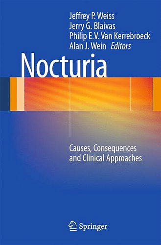Portada del libro 9781461411550 Nocturia. Causes, Consequences and Clinical Approaches