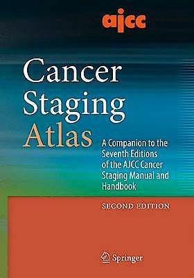Portada del libro 9781461420798 AJCC Cancer Staging Atlas + CD-ROM