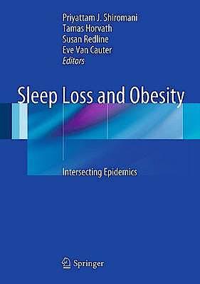 Portada del libro 9781461434917 Sleep Loss and Obesity. Intersecting Epidemics