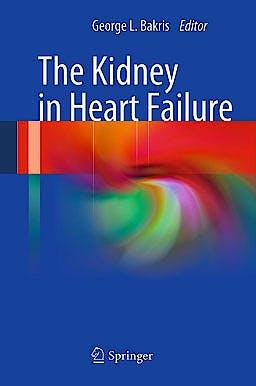 Portada del libro 9781461436935 The Kidney in Heart Failure