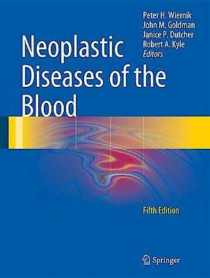 Portada del libro 9781461437635 Neoplastic Diseases of the Blood