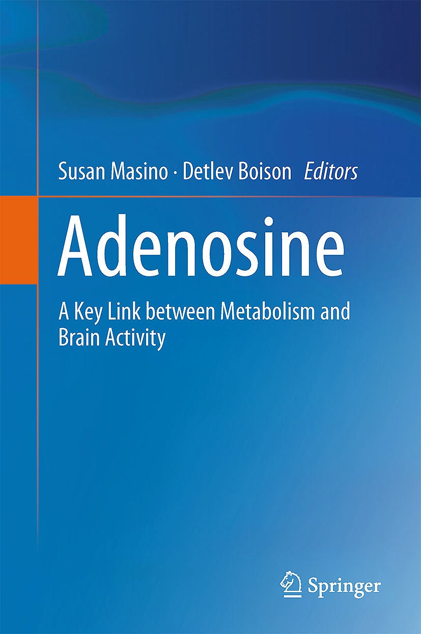 Portada del libro 9781461439028 Adenosine. a Key Link between Metabolism and Central Nervous System Activity