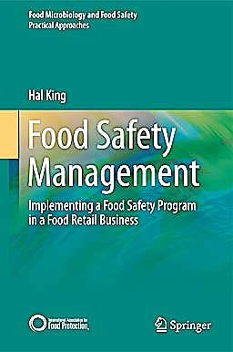 Portada del libro 9781461462040 Food Safety Management