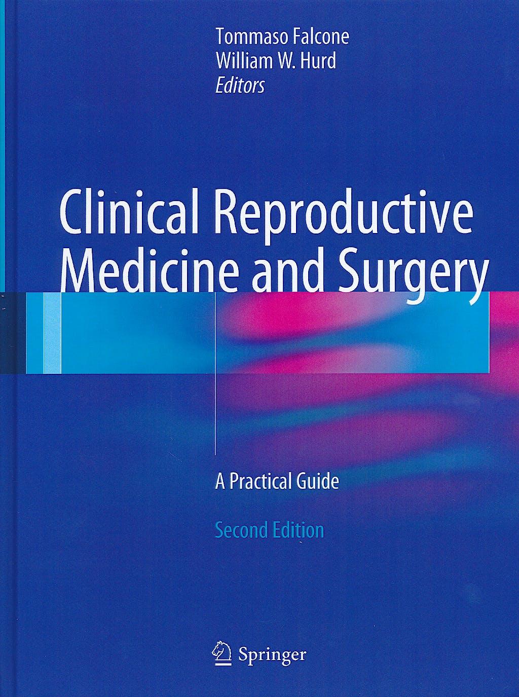 Portada del libro 9781461468363 Clinical Reproductive Medicine and Surgery. a Practical Guide