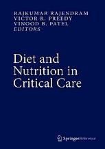 Portada del libro 9781461478386 Diet and Nutrition in Critical Care, 3 Vols. + Online Access