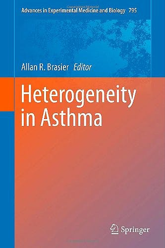Portada del libro 9781461486022 Heterogeneity in Asthma (Advances in Experimental Medicine and Biology, Vol. 795)