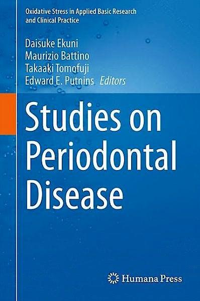 Portada del libro 9781461495567 Studies on Periodontal Disease