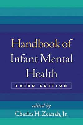 Portada del libro 9781462506460 Handbook of Infant Mental Health