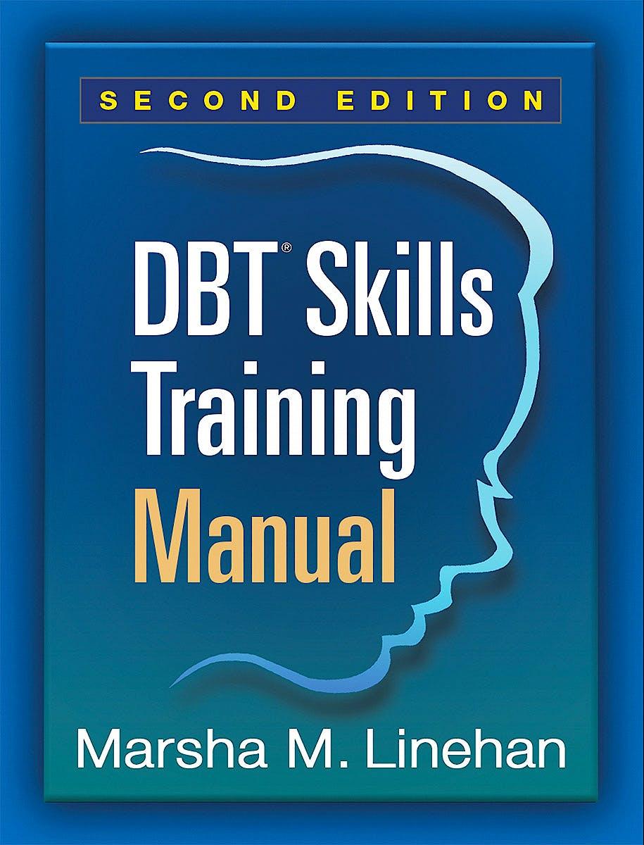 Portada del libro 9781462516995 DBT Skills Training. Manual