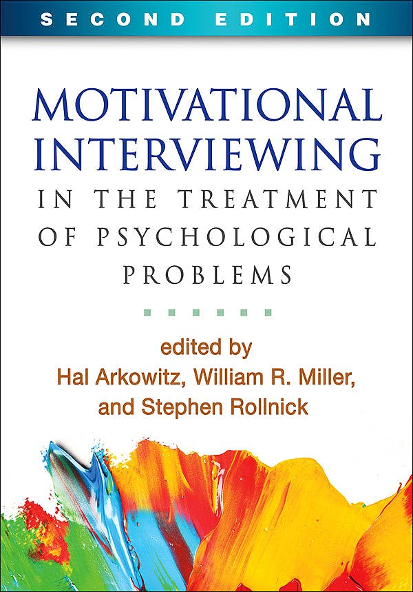 Portada del libro 9781462521036 Motivational Interviewing in the Treatment of Psychological Problems (Applications of Motivational Interviewing)