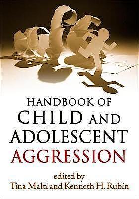 Portada del libro 9781462526208 Handbook of Child and Adolescent Aggression