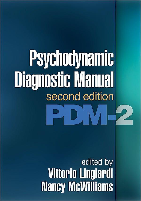 Portada del libro 9781462530540 Psychodynamic Diagnostic Manual PDM-2