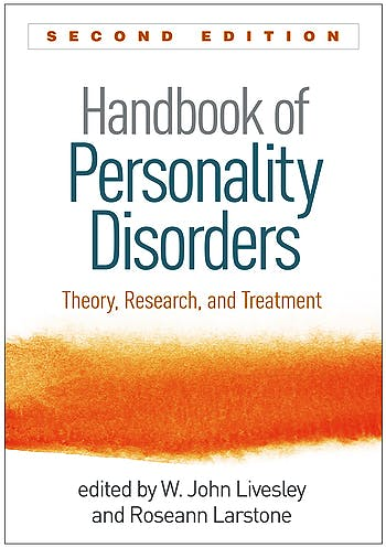 Portada del libro 9781462533114 Handbook of Personality Disorders. Theory, Research, and Treatment