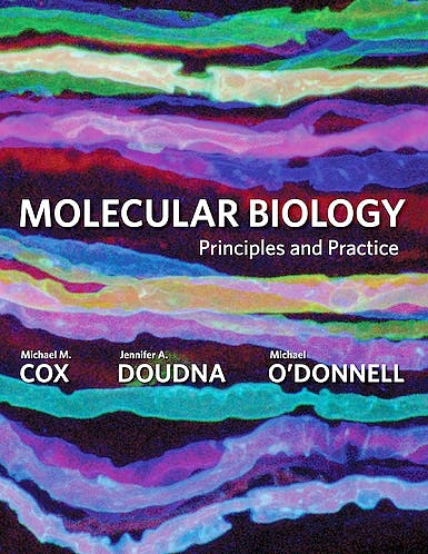 Portada del libro 9781464102257 Molecular Biology. Principles and Practice (International Student Edition)