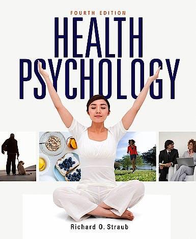 Portada del libro 9781464109379 Health Psychology. A Biopsychosocial Approach