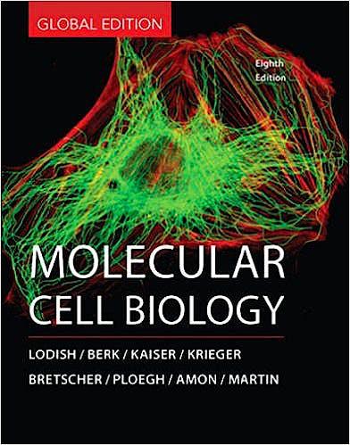 Portada del libro 9781464187445 Molecular Cell Biology