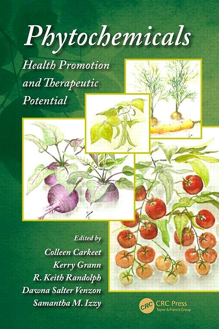 Portada del libro 9781466551626 Phytochemicals. Health Promotion and Therapeutic Potential