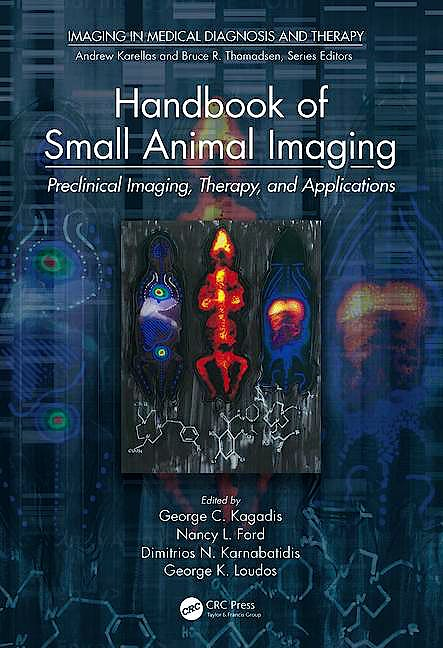 Portada del libro 9781466555686 Handbook of Small Animal Imaging. Preclinical Imaging, Therapy, and Applications
