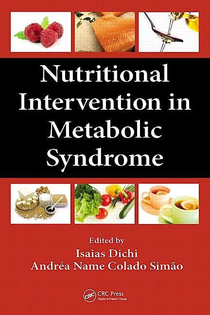 Portada del libro 9781466556829 Nutritional Intervention in Metabolic Syndrome