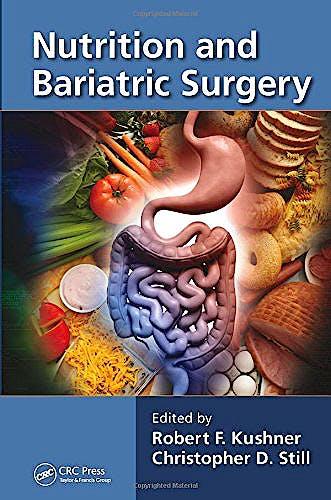 Portada del libro 9781466557697 Nutrition and Bariatric Surgery