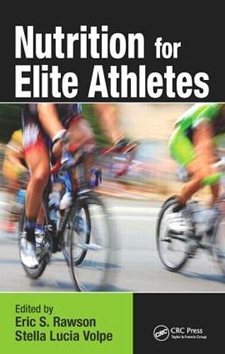 Portada del libro 9781466557987 Nutrition for Elite Athletes