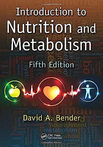 Portada del libro 9781466572249 Introduction to Nutrition and Metabolism