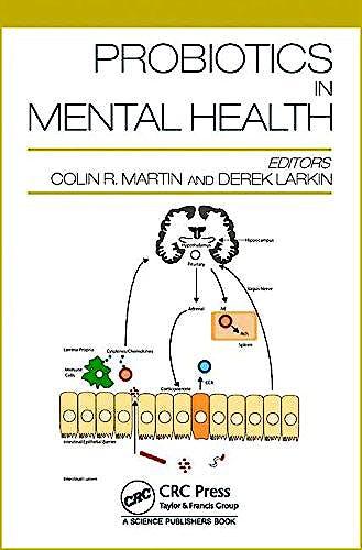 Portada del libro 9781466573567 Probiotics in Mental Health