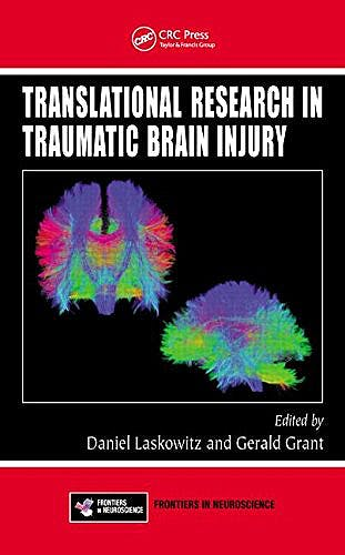 Portada del libro 9781466584914 Translational Research in Traumatic Brain Injury