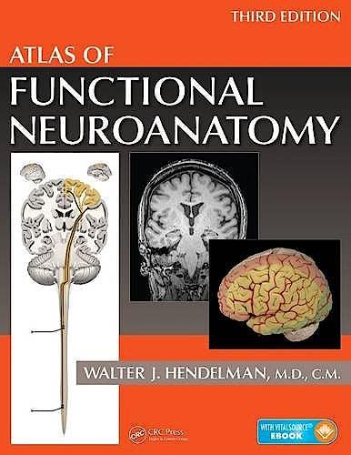 Portada del libro 9781466585348 Atlas of Functional Neuroanatomy + E-Book